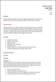 Ways To Make A Resume Interesting Ideas How To Type A Resume 9 How To Write In Resume