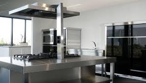hotte de cuisine ilot hotte de cuisine îlot design original silencieuse ps series