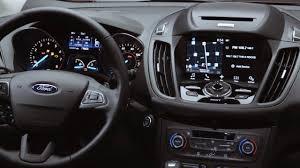 Ford Escape Inside - 2017 ford escape titanium interior youtube