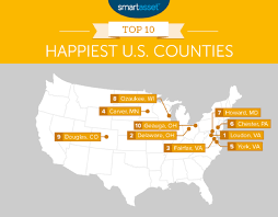 happiest states loudoun county virginia is the happiest county in the united states