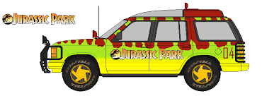 jurassic park jeep instructions moc jurassic park vehicles jeep tour vehicle special