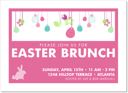 easter brunch invitations easter invitations easter party invitations invitation box