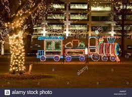 wisconsin usa rotary lights a christmas night parade at la crosse
