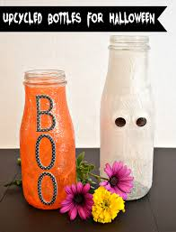 halloween glass jars craft lightning a quick halloween craft one artsy mama
