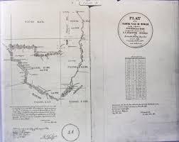 Paso Robles Map San Luis Obispo County Land Grants