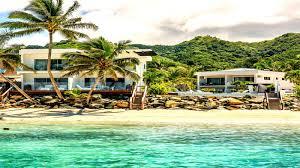 crystal blue lagoon luxury accommodation muri beach rarotonga