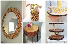 15 creative wooden decorations for your home
