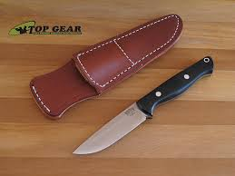bark river kitchen knives bark river gunny knife elmax steel
