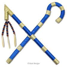 egyptian crook u0026 flail halloween costume prop kyle design