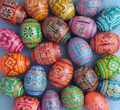 painted wooden easter eggs grade russian faberge eggs keystone school s house