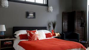 bedroom magnificent grey bedroom decor with unique hanging lamp