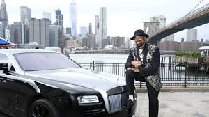 roll royce celebrity nba style god walt