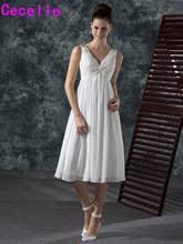 tea length informal wedding dresses promotion shop for promotional