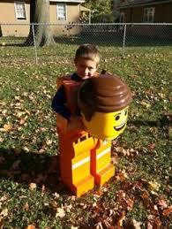 Lego Brick Halloween Costume Devon U0027t Children Content