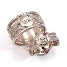 wars wedding rings engagement rings popsugar tech