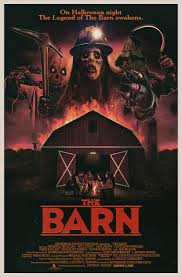 the horrors of halloween the barn 2016 poster by art designs