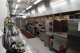 commercial kitchens builders choice