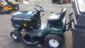 Craftsman 25583 Best Small Riding Mower With Bagger Best Riding 2017