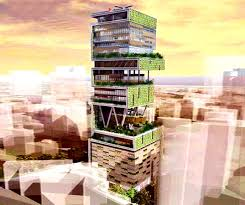 ambani home interior owners of 1 billion antilia house yet to in s