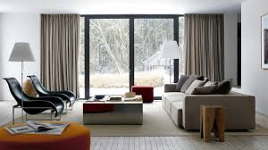 modern living room natural colors in the interior living youtube
