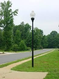 outdoor pole light fixtures commercial outdoor pole light fixtures lighting landscape