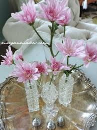Crystal Vases For Centerpieces Vintage Salt And Pepper Shaker Vases What Meegan Makes