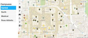 Michigan Campus Map by Mlive U0027s Guide To University Of Michigan Move In Mlive Com