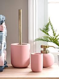 bathroom accessories colours interior design