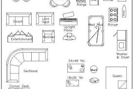 furniture templates for floor plans free printable furniture templates furniture template a small