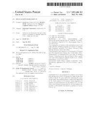 patent us7052686 pegylated interleukin 10 google patents