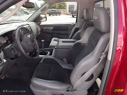 2006 dodge ram 1500 srt 10 regular cab interior photo 63360650