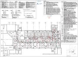 electrical floor plan as built electrical drawings
