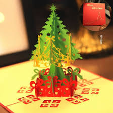 Decorated Christmas Tree Nz by Christmas Tree Pop Up Card Nz Buy New Christmas Tree Pop Up Card