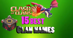 good clash of clan names best good 2017