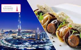 burj khalifa at the top u0026 3 course lunch at the armani hotel