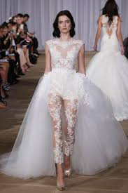 wedding dress jumpsuit ines di santo lace jumpsuit wedding dresses 2016 two in one