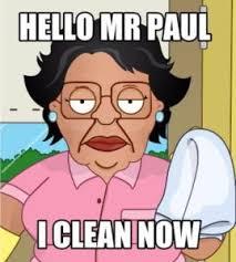 Family Guy Cleaning Lady Meme - family guy memes funny family guy memes