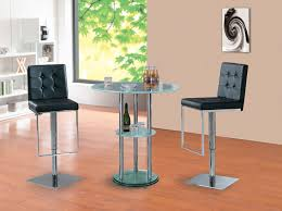 Bar Table Sets Funiture Bar Table Sets With Glass Two Shelf Side Bar Table Made