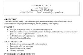 Sample Homemaker Resume by Housewife Resume Example Reentrycorps