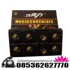 perangsang wanita magig chocolate