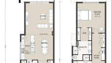 townhouse plans narrow lot house plans narrow lot on pilings elevated waterfront 3