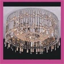 Modern Round Crystal Chandelier Crystal Round Chandelier Foter