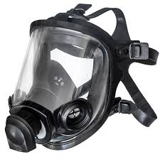Gas Mask Costume 3 With Filter Panoramic Gas Mask