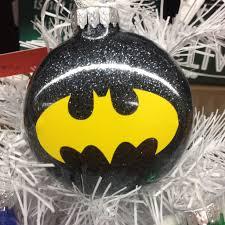 tree ornament marvel comic batman