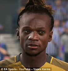 fifa 14 all hairstyles fifa 18 58 new game faces include david silva and neymar daily
