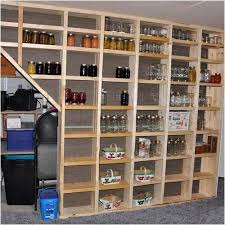 Wood Shelf Plans Basement by Tips For An Organized Basement Crazy Houses Basements And House