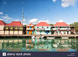 st john antigua march 05 2016 cute houses at harbor with