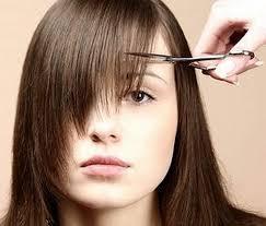 comment se couper les cheveux soi meme je me suis coupé la frange moi même eclectik