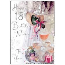jonny javelin female 18th birthday card dot2dot cards u0026 gifts