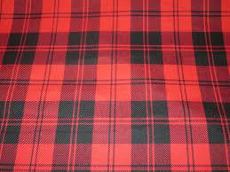 menzies tartan fabric by yard black tartan plaid fabric